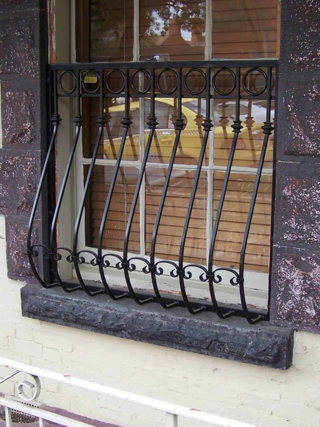 Steel Grille