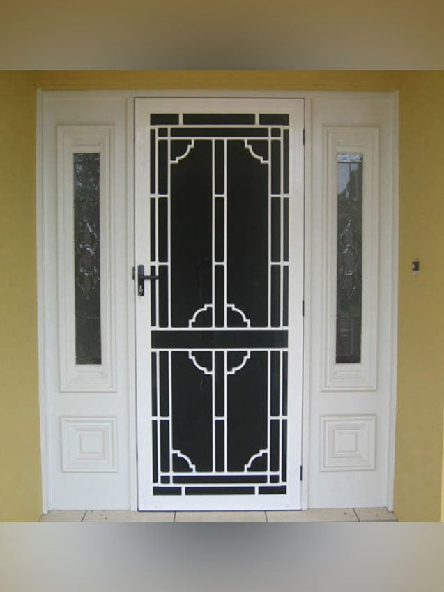 Security Screen Doors 02